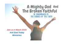 Ask God Today Ministries / Ask God Today Ministry Team is a collaboration of women who have come together to expand our territory through writing, speaking and changing our communities for Christ! / by Ask God Today Ministries