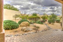 19030 E. Eaglenest Drive / This beautiful Alexander town-home is located in the golf course gated community of Tonto Verde. This single level home is 2,507 sq. ft., boasting 2 bdrms, 2.5 bths + a den and a 2.5 car garage. A spacious open floor plan w/ great room opening to a large kitchen and dining area. The chef's kitchen includes granite counter tops, a breakfast bar, and custom cabinetry. The Private Master Suite features a walk-in shower, stand alone tub, double sinks and a walk-in closet. Definitely a must see!