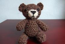 Teddy bear / 姪にどんなテディベアをプレゼントしようかと思って、 このボードを作りました。