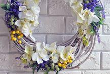 венки весна