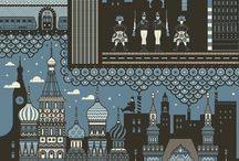 Moscows buildings