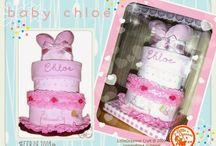 ★LDC★NewbornBaby' Hamper/Gift / Gift for newborn baby -- ig: #littledreamercrafthamper