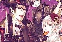 Halloween anime bilder