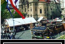 Prague Budapest