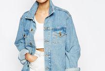джинсовая тема