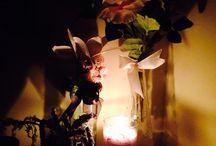Room / Flower,room,night,photograf