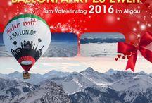 Ballonfahrten 2016