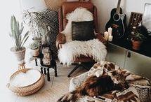 Studio and music room decor inspo