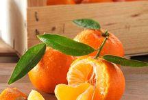 Апельсиново-мандариновая фантазия