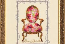 Nora Corbett Cross Stitch / by Stitch and Frog Cross Stitch