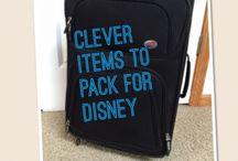 Disney Packing / by Lisa Metzger