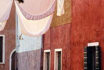 Rosso Veneziano Landscapes