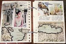 journal/sketch / by Ann Droznick