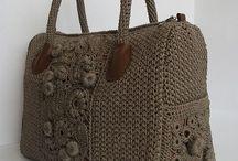 Сумки / Описания вязания и схемы сумок