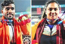 22nd Asian Athletics Championships held in Odisha capital