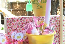 Lemonade Stand Theme