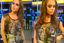 Flor Ventura / Make Up by Luciana Segovia
