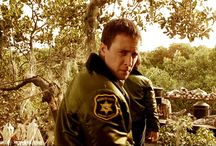 Alex O'Loughlin in Man-Thing / Alex O'Loughlin as Deputy Eric Fraser in Man-Thing