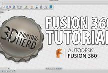 Fusion360 tutorials