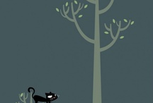 Humans and animals branching out / by Marina Roering