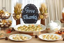 Simply Give Thanks! / Leave the stress behind this year! Follow our favorite Thanksgiving ideas to effortlessly create this beautiful setting you will enjoy throughout the holiday with friends and family.  / by Pfaltzgraff