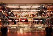 Bars / Bar design and ambiance