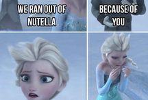 Disney Nutella