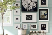 ideas for displaying photographs and art
