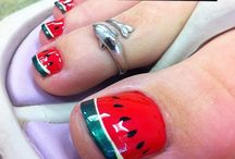 Nail ideas / by Carrie Yancey