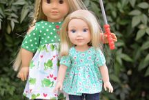 Doll Pattern Collection