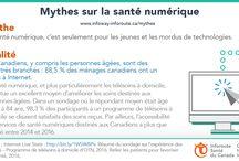 Mythes sur la santé numérique / Mythe ou réalité? Inforoute Santé du Canada s'attaque à des mythes répandus sur la santé numérique. Voyez comment, dans les faits, la santé numérique transforme pour le mieux les soins de santé. http://bit.ly/2oIscLm