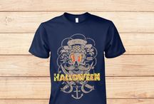HALLOWEEN EXCLUSIVE TEE SHIRTS COLLECTION