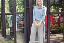 Casual hijab styles