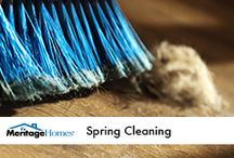 Spring Cleaning / by Meritage Homes