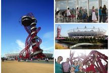 NEW for 2014: The Olympic Orbit / The 'Orbit,' London's impressive spiralling monument at the heart of the Olympic Park, has been an anticipated attraction since its debut at the 2012 Games.   Visit for free with a London Pass: http://bit.ly/1kjrZI1 / by London Pass