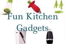 Fun Kitchen Gadgets / http://sothebysrealty.ca/blog/2014/01/07/fun-kitchen-gadgets/