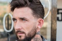 Popular Men's Hairstyles 2017 / This is a collection of the most popular men's hairstyles to get in 2017. Short haircuts, medium length hairstyles, long hairstyles for men, cool fade haircuts and more. #menshairstyles #menshaircuts #hairstylesformen #menshairstyles2017