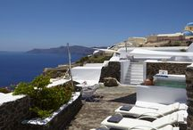Villa Cave #Santorini #Greece / 2 GUESTS, 1 BEDROOM Villa Cave is located right at the entrance of one of the world's heritage sites: Oia. It provides a romantic hideaway as it offers absolute privacy and serenity in Santorini, the most dramatic and breathtaking of all the Greek islands.