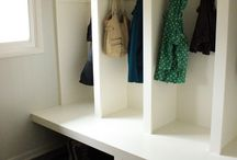 Cloakroom Cabinetry