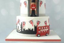 British inspired treats