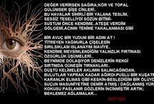 ŞİİR-SAİT IŞIK / SAİT IŞIK ŞİİRLERİ
