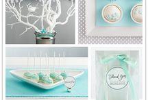 Wedding Dessert Buffet & Candy Bar - Dessert bord & Godisbar