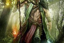 d&d Druid