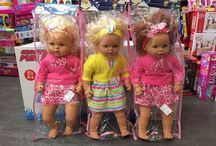 Oyuncak Et Bebek Saçlı Büyük Boy Şık Elbiseli 65 Cm GittiGidiyor'da 265108034