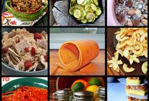 Dehydrate your food! / Recipes for the food dehydrator