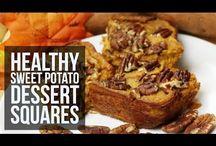 gluten-free vegan dessert