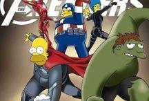 superhero stuff