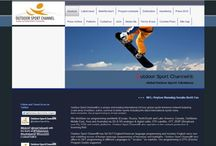 Check out the new Outdoor Sport Channel® website / Check out the new Outdoor Sport Channel® website. Including social media integration, latest sports news LIVE bar, optimized version for smart phones and tablets.  Accessible for all latest web browsers. The website will be further build, and finalized, in the upcoming weeks.  Please visit www.outdoorsportchannel.com