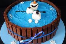 Gâteau fete
