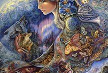 Fantasy art / by Louve Bleue